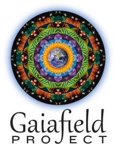 Gaiafield Logo vertical